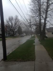 my street